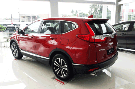 Kredit Honda CRV Promo 2019