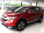 New Honda CRV Turbo 1500cc
