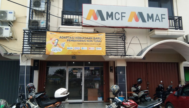 KANTOR MAF & MCF DEPOK