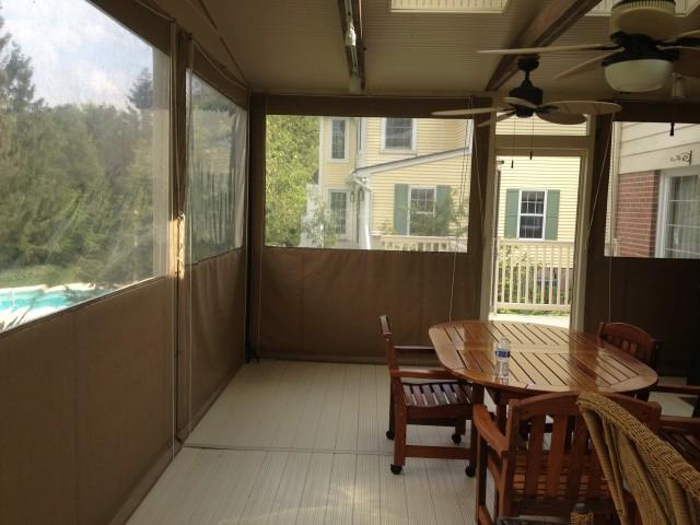 drop curtains enclosures kreider s
