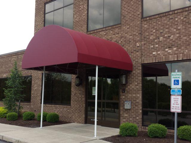 Entrance Canopies Kreiders Canvas Service Inc