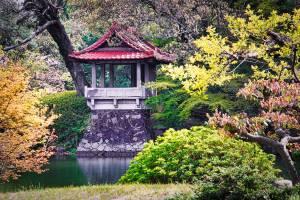 Japan - Shikoku - Takamatsu - Ritsurin-Park