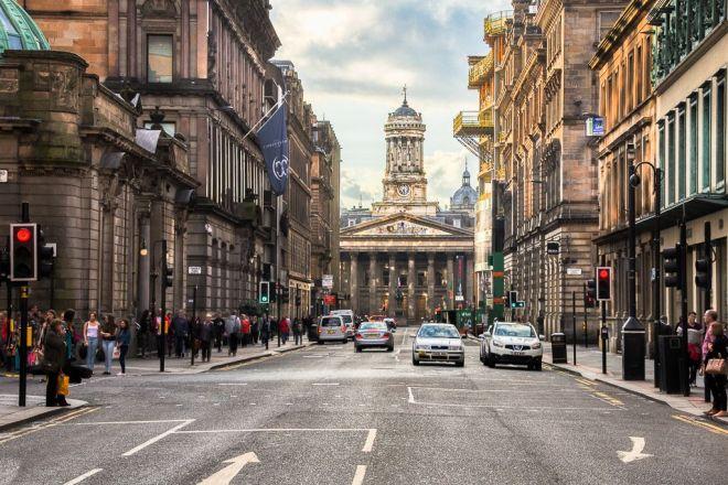 Schottland - Glasgow - Gallery of Modern Art