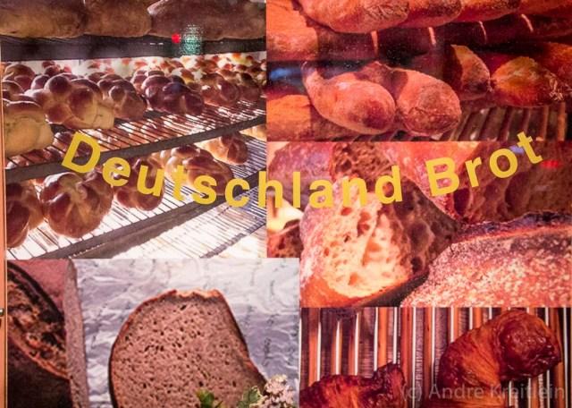 Japan (2015) - Wakayama - Deutchland Brot