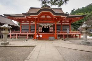 Japan (2015 - Izumo - Hinomisaki Schrein