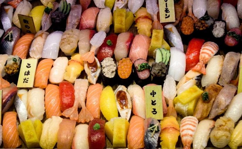 Japan – Shokuhin-Sanpuru – Leckeres Essen aber alles Plastik