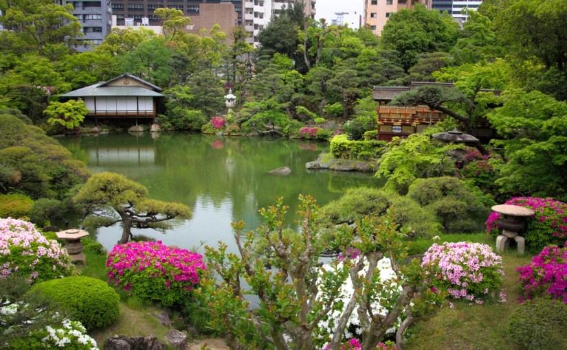 Japan (2017) – Kobe – Sorakuen Garten (相楽園)