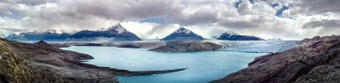Argentina - Glacier Lake