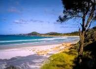 Australia - Tasmania - Bicheno - White Beach
