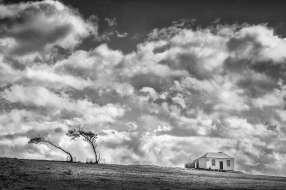 Australia - Tasmania - Maria Island - The House and The Wild Sky