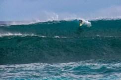 Hawaii - Oahu 001 North Shore - Surfer