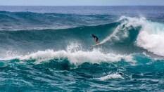 Hawaii - Oahu 003 North Shore - Surfer