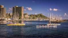 Hawaii - Oahu 008 Waikiki