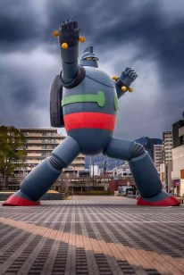 Japan - Hyogo - Kobe - Tetsujin 02