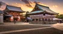 Japan - Kyoto - Kyoto - Schrein 01