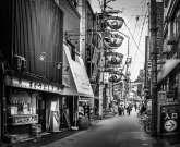 Japan - Osaka - Osaka - Namba - Strasse