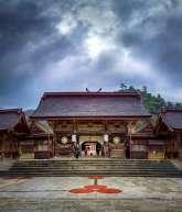 Japan- Shimane - Izumo - Grosser Schrein 02