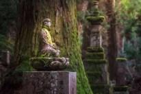 Japan - Wakayama - Koyasan - Okunoin 03