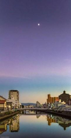 Japan - Wakayama - Wakayama - Der Himmel