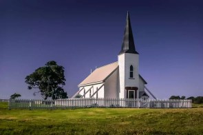 New Zealand - East Cape 004 The Church