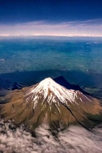 New Zealand - Mount Taranaki