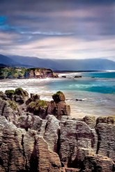 New Zealand - Pancake Rocks