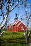 Norway - Lofoten - Chruch