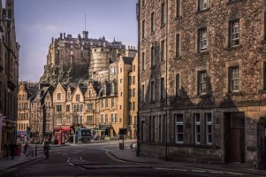 Scotland - Edinburgh - The Castle