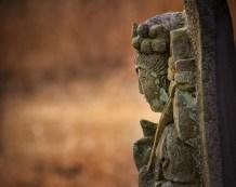 Japan - Unzen - Manmyoji - Unzen Hell - Skulptur