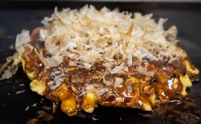 Japan (2018) – Osaka – Genialer Okonomiyaki Genuß