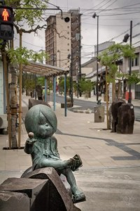 Japan (2018) - Tottori - Sakaiminato - GeGeGe no Kitaro (Manga)