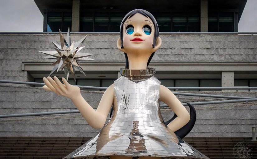 Japan (2018) – Kobe – Sun Sister & Museum für Moderne Kunst