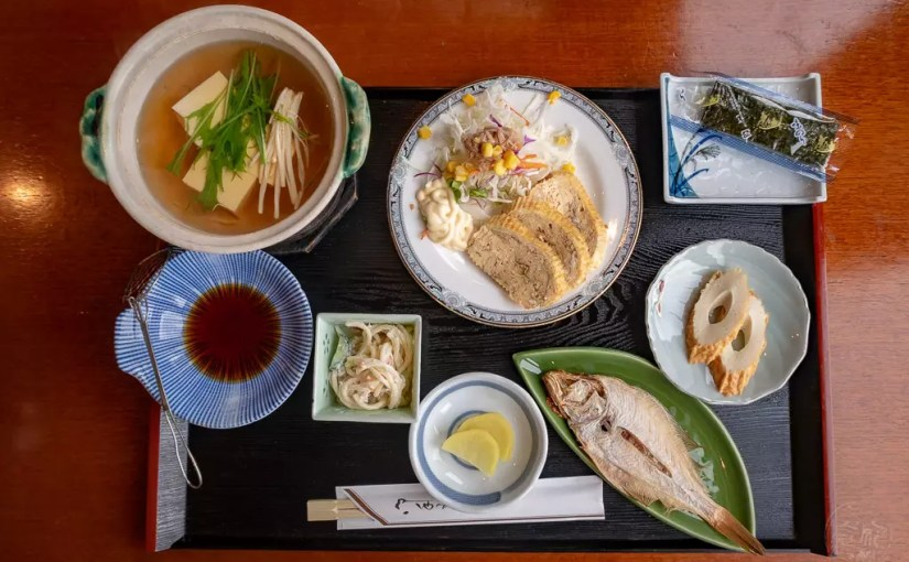 Japan (2018) – Tottori – 3 Tage Essen in Uradome