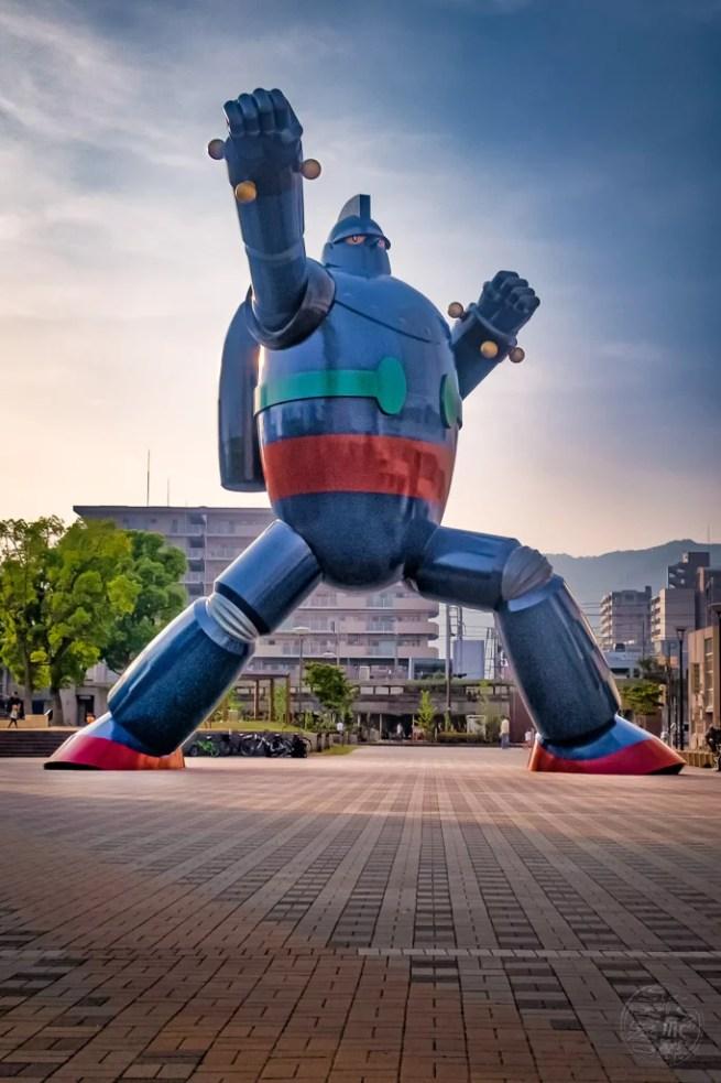 Japan - Kobe - Tetsujin 28-go