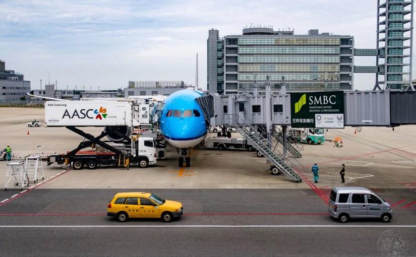 Japan (2018) – Rückreise – Oh je, wo ist das Gepäck