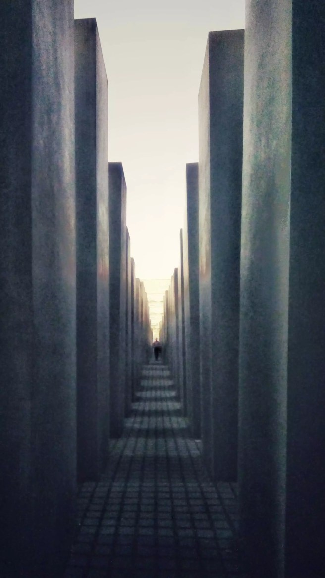 Germany - Berlin - Memorial to the Murdered Jews of Europe