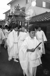 Japan - Kobe - Procession