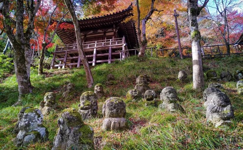 Japan (2019) – Kyoto – Otagi Nenbutsu-ji Tempel