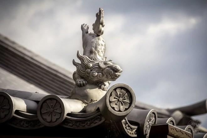 Japan (2019) - 010 Kobe Suma-Dera Tempel