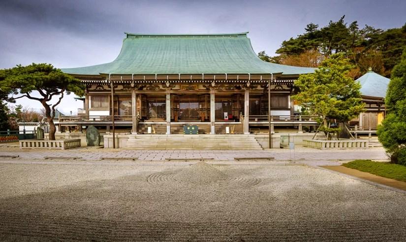 Japan (2019) – Kobe –  Mayazan Tenjō-ji Tempel
