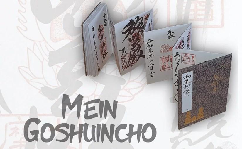Japan (2019) – Goshuinchō – Mein Stempelbuch