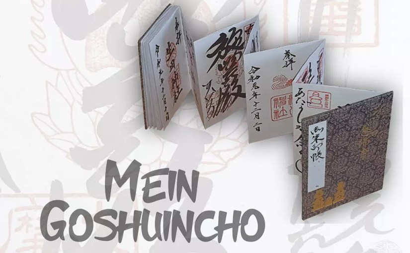 Japan (2019) - 004a Goshuinchō - Mein Stempelbuch