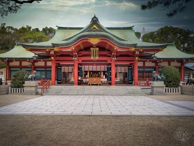 Japan (2019) - 015 Nishinomiya Nishinomiya-Schrein