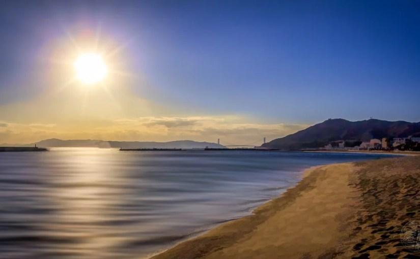 Japan (2019) – Kobe – Suma Seaside Park (Strand von Suma)