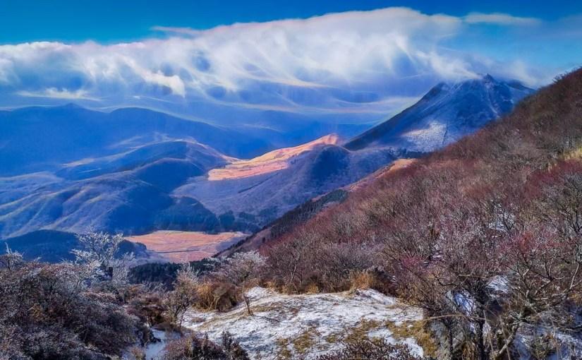Japan (2019) – Beppu – Der Berg Tsurumi