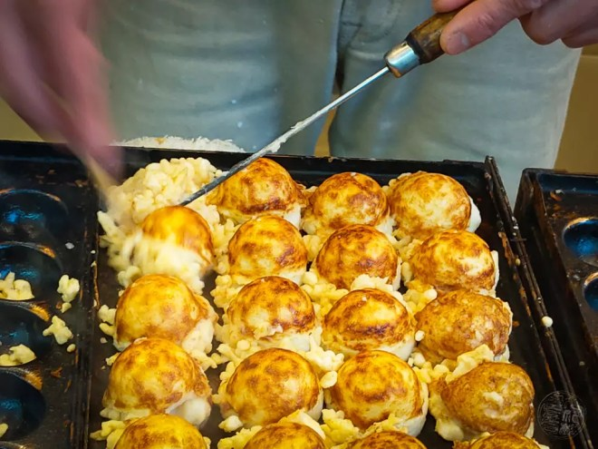 Japan (2020) - 052 Essen - Takko yaki