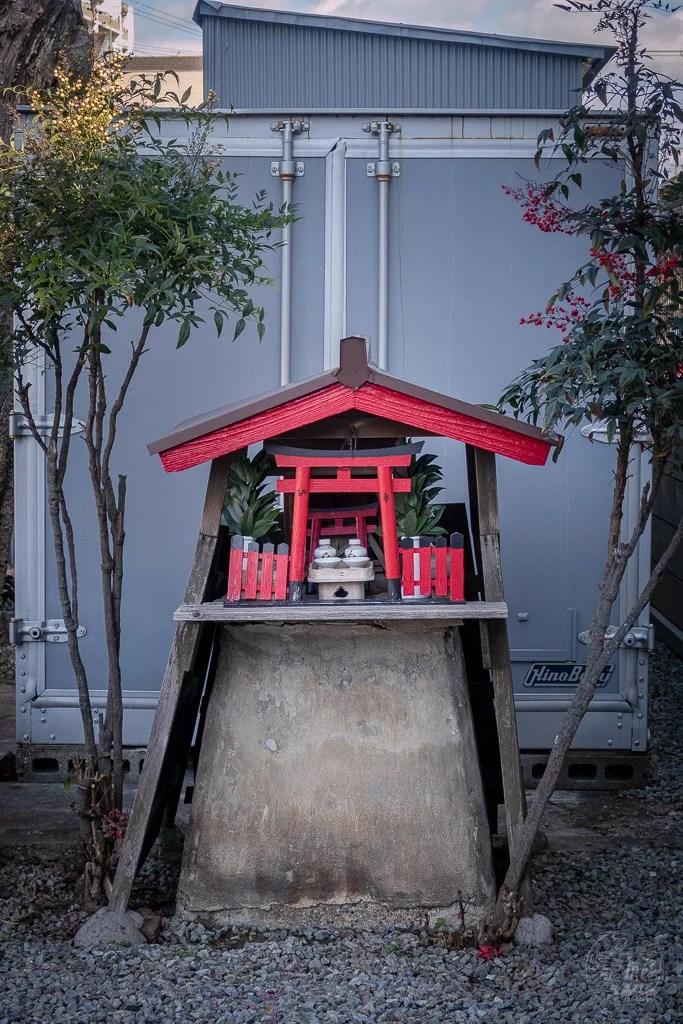 Japan (2020) - Kagogawa 4 kl Schreine - Marukoshi Schrein