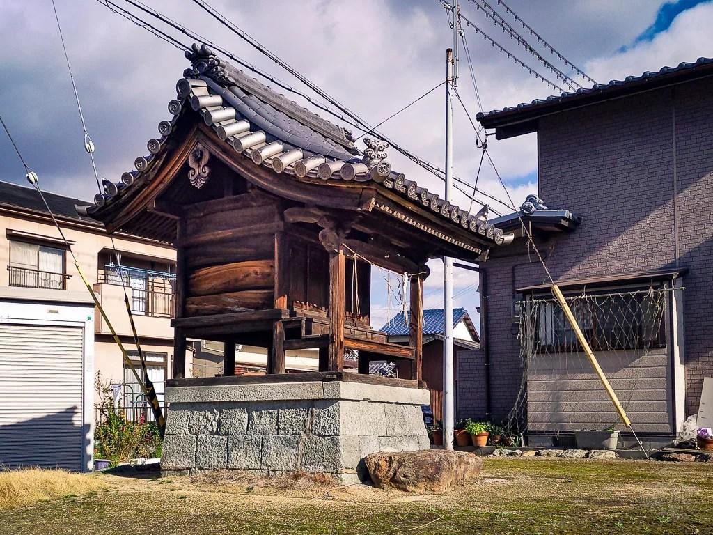 Japan (2020) - 064 Kagogawa 4 kl Schreine - Kitazaikemura Uchidasai Schrein