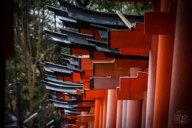 Japan (2020) - 070b Kyoto Fushimi Inari-Taisha (Aufstieg)