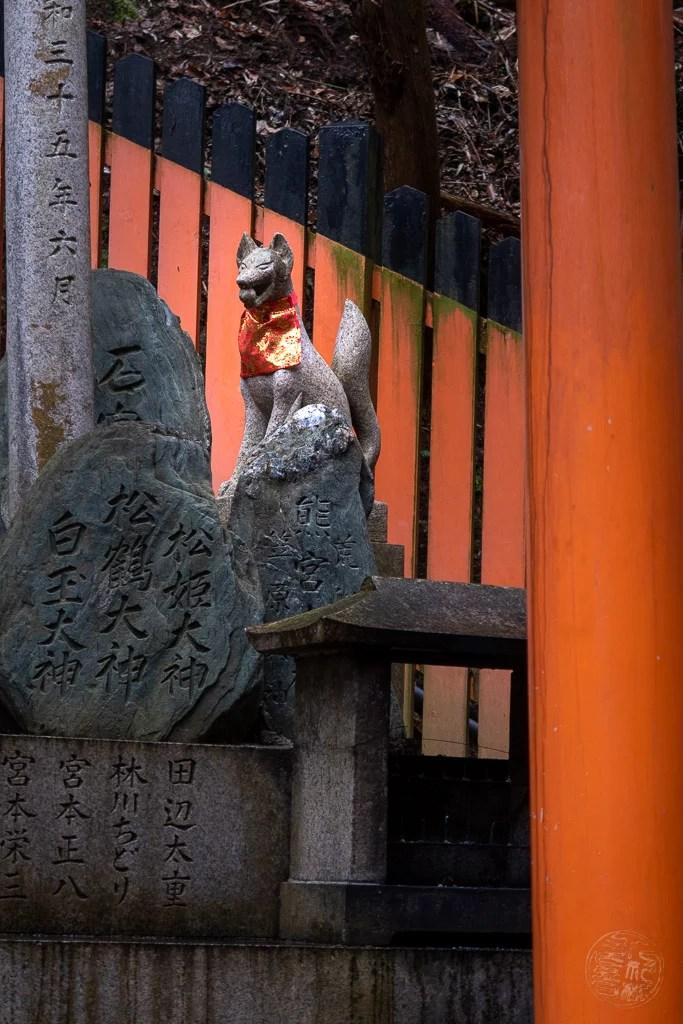 Japan (2020) - 070c Kyoto Fushimi Inari-Taisha (GipfelRundweg)